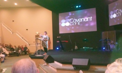 Covenant Life Worship Center, Chickamauga, GA