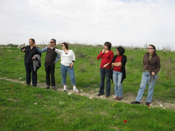 Team trip to South of Israel