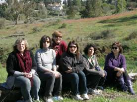Ministry Team trip to the south of Israel