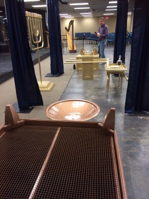 A look through the Tabernacle