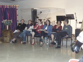 Teaching about the Tabernacle