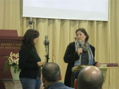Teaching in Italy