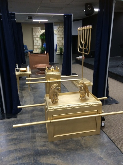 The furnishings of the Tabernacle